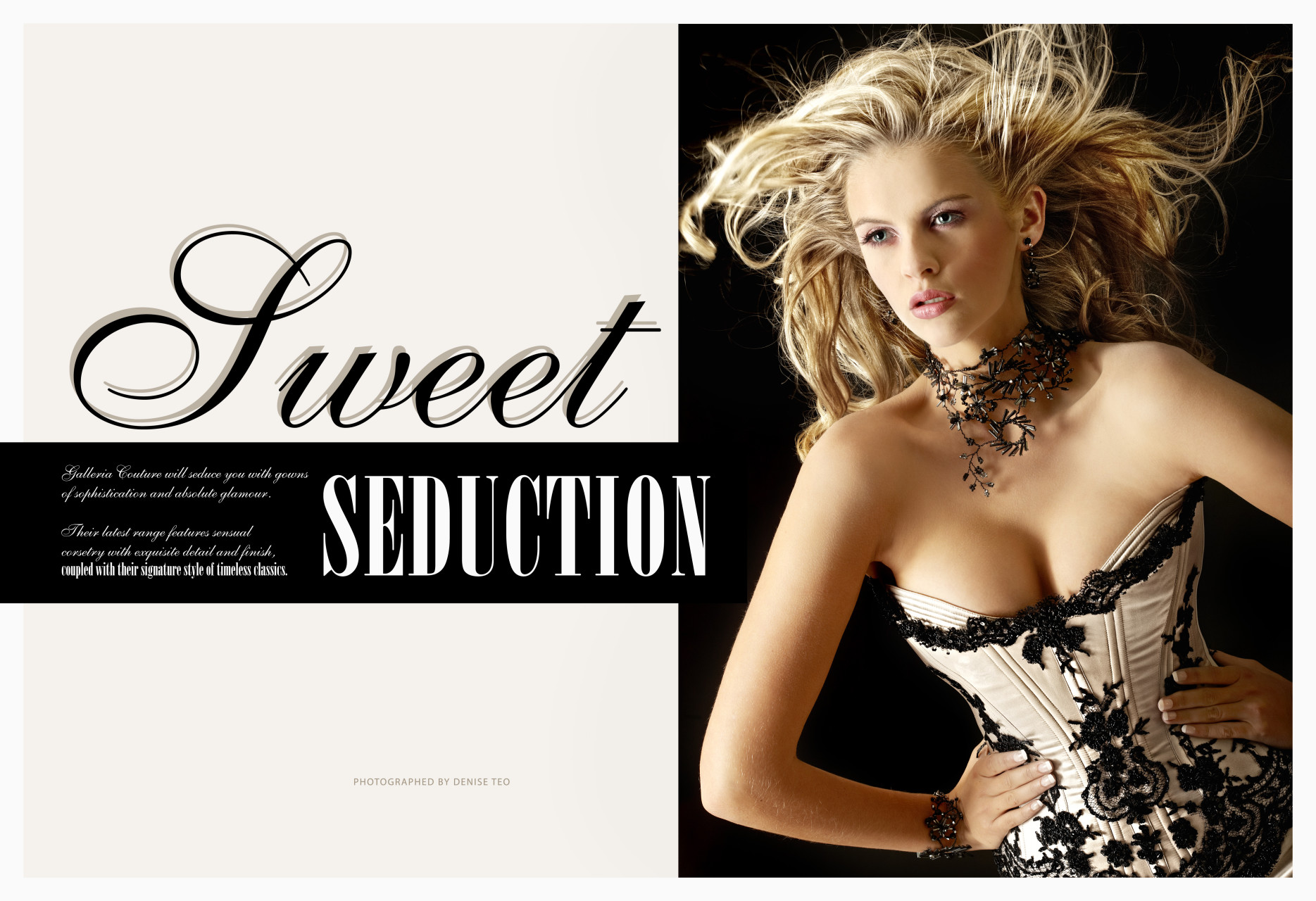 Sweet Seduction - Lead